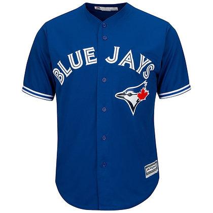 Men's Toronto Blue Jays Majestic Royal Alternate Cool Base Jersey