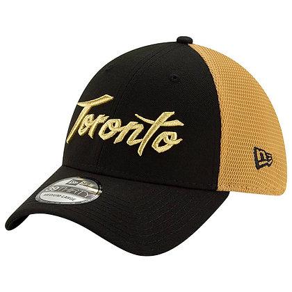 New Era Raptors 19 20 City Series 3930 Flex Hat