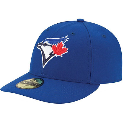 Men's Toronto Blue Jays New Era Royal Low Profile 59FIFTY Fitted Hat