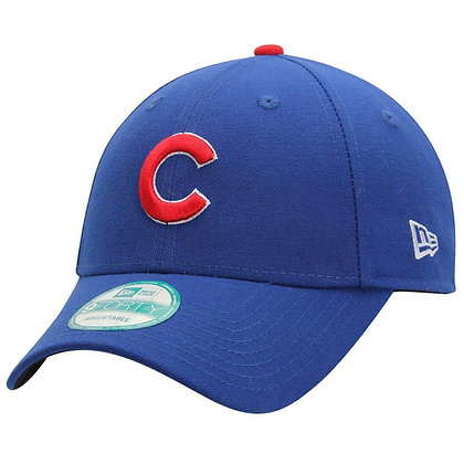 Chicago Cubs 2018 World Series Champions New Era Royal 9FORTY Adjustable Hat