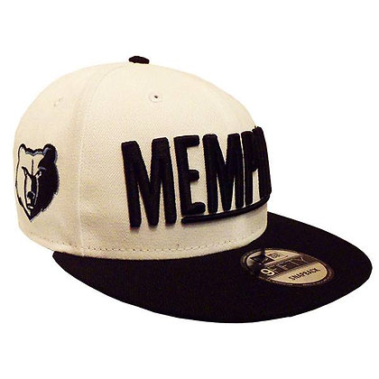 Men's Memphis Grizzlies New Era City Series Edition Snapback