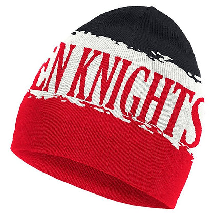 Vegas Golden Knights Reverse Retro Red adidas Cuffed Beanie / Toque