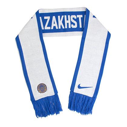 Team Kazakhstan 2019 IIHF WJC Nike Jacquard Knit Scarf