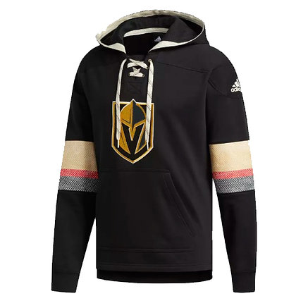 Men's Vegas Golden Knights adidas Jersey Pullover Hoodie