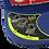 Thumbnail: Men's Winnipeg Jets Blue Front CCM Logo Flex Hat
