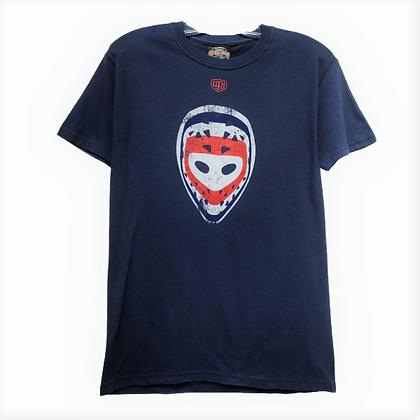 Men's Montreal Canadiens Ken Dryden #29 OTH Navy T-shirt