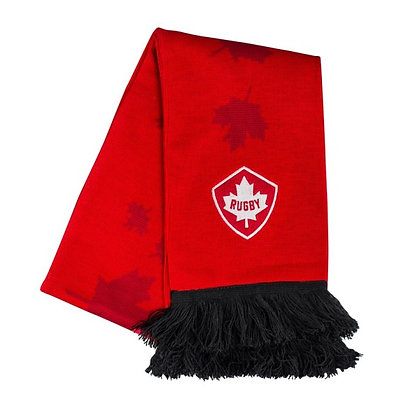 Rugby Canada Canterbury Home Red Supporter Scarf