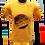 Thumbnail: Men's Vancouver Canucks Linden OTH Alumni Flying Skate Yellow T-shirt