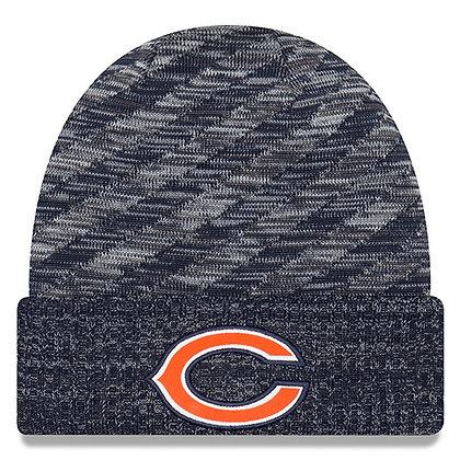 Chicago Bears New Era 2018 NFL Sideline Cold Weather TD Knit Hat