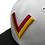 Thumbnail: Vancouver Canucks V logo White/Black 59fifty fitted hat