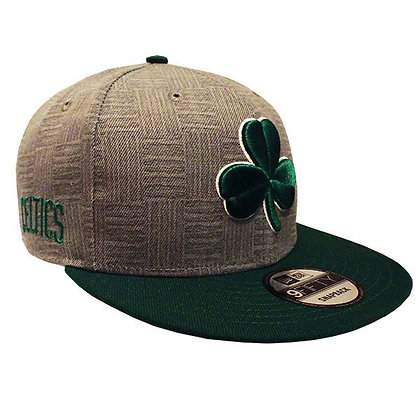 Men's Boston Celtics New Era City Series Edition Snapback