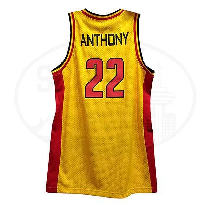 Men's Carmelo Anthony 2002 Oak Hill #22 High School Jersey By Jordan
