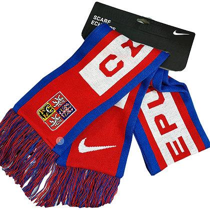 Team Czech 2019 IIHF WJC Nike Jacquard Knit Scarf