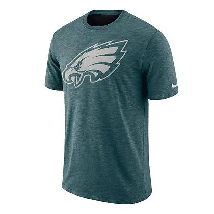 Men's Philadelphia Eagles Nike Midnight Green Sideline Legend On-Field T-Shirt