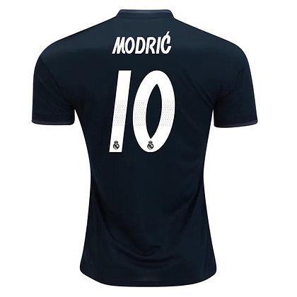 Men's Real Madrid Luka Modric adidas Away Jersey 18/19