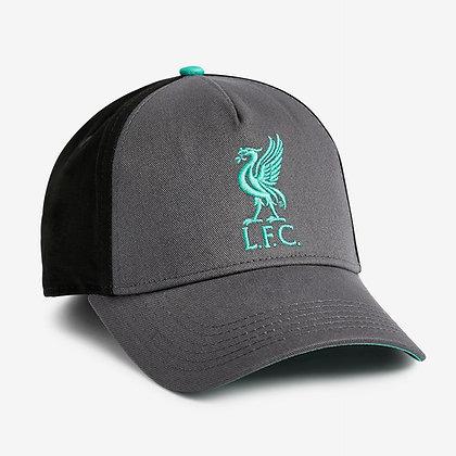 Men's Liverpool New Balance Black Elite Adjustable Hat / Snapback
