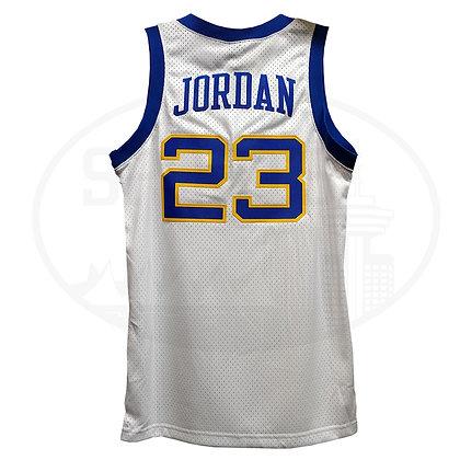 Men's Micheal Jordan 1980 Laney Bucs #23 High School Jersey Jordan By Nike