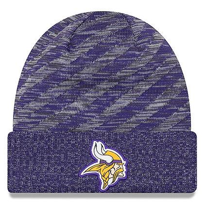 Minnesota Vikings New Era 2018 NFL Sideline Cold Weather TD Knit Hat