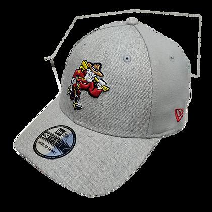 Vancouver Canadians New Era 39Thirty Grey Flex hat