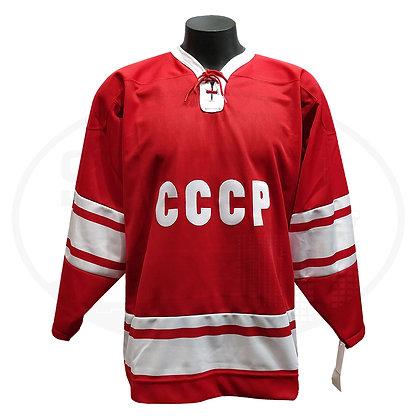 Men's Soviet National Team (CCCP) CCM Classics Jersey