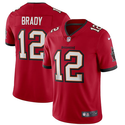 Men's Tampa Bay Buccaneers Tom Brady Nike Red Limited Jersey