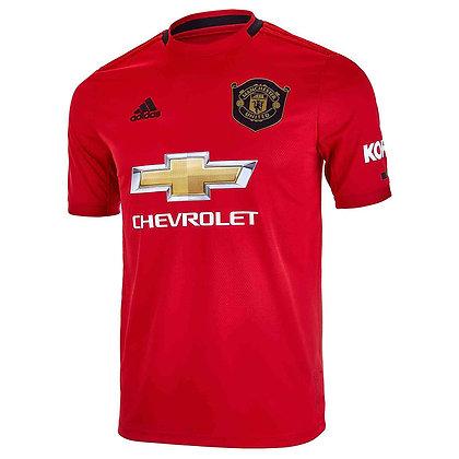 Men's Manchester United adidas Home Jersey 2019/20 | VancitysportsShop