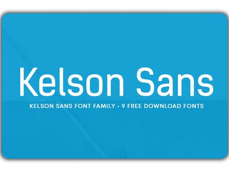 FONT 02 – Sans Serif