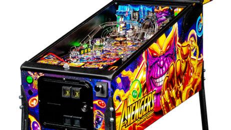 Avengers Infinity Quest Pinball Machine Premium