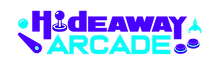 Hideaway Arcade Logo