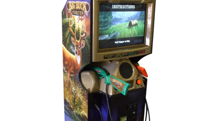 "Big Buck Safari 29"" Arcade"