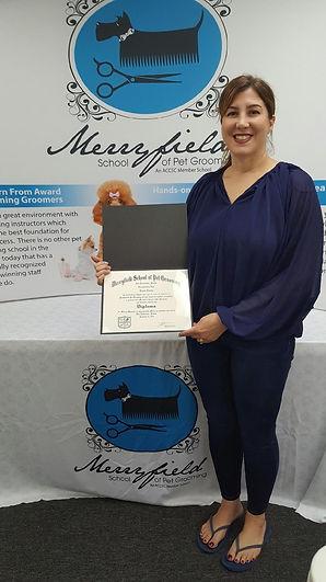 Merryfield Pet Grooming Certification