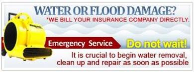 affordable water damage repair el dorado hills, Elk Grove, Sacramento, Folsom