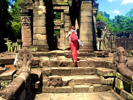 Sorority Girls Rule Siem Reap