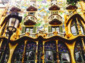 Bratislava & Pinterest: Barcelona, Spain