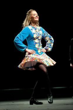 British Pageant - Irish Dancer