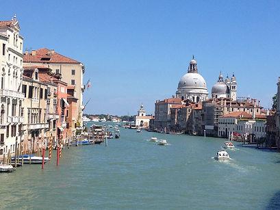 """""""Amor a primera vista"""", recorrido a pie por la ciudad de Venecia"""