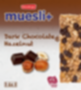 Muesli+ Dark chocolate & hazelnut NEW.PN