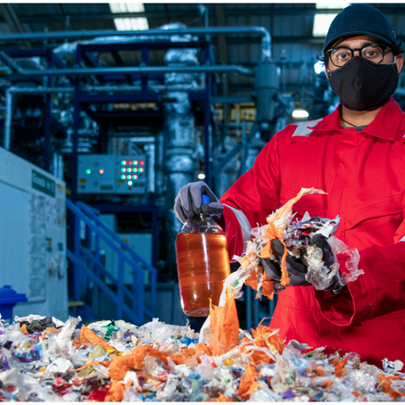 Interview with Dale Rautenbach, the Manufacturing Director of Recycling Technologies