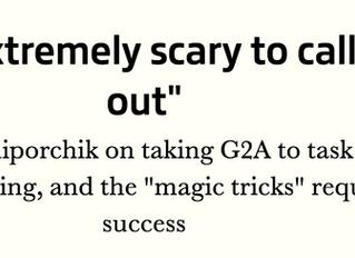 "GamesIndustry.biz feature: ""indie games are like magic tricks"""