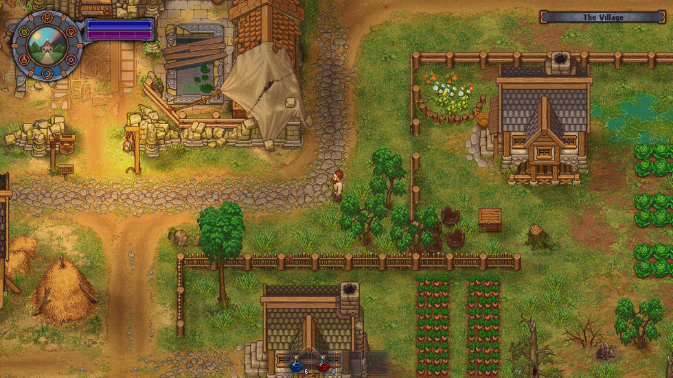 Graveyard Keeper - Medieval Cemetery Managemnt Sim Offical Site