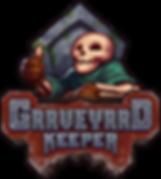 Graveyard Keeper Official Logo