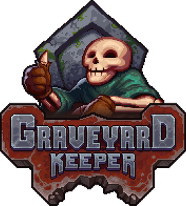 Graveyard Keeper Official Logo