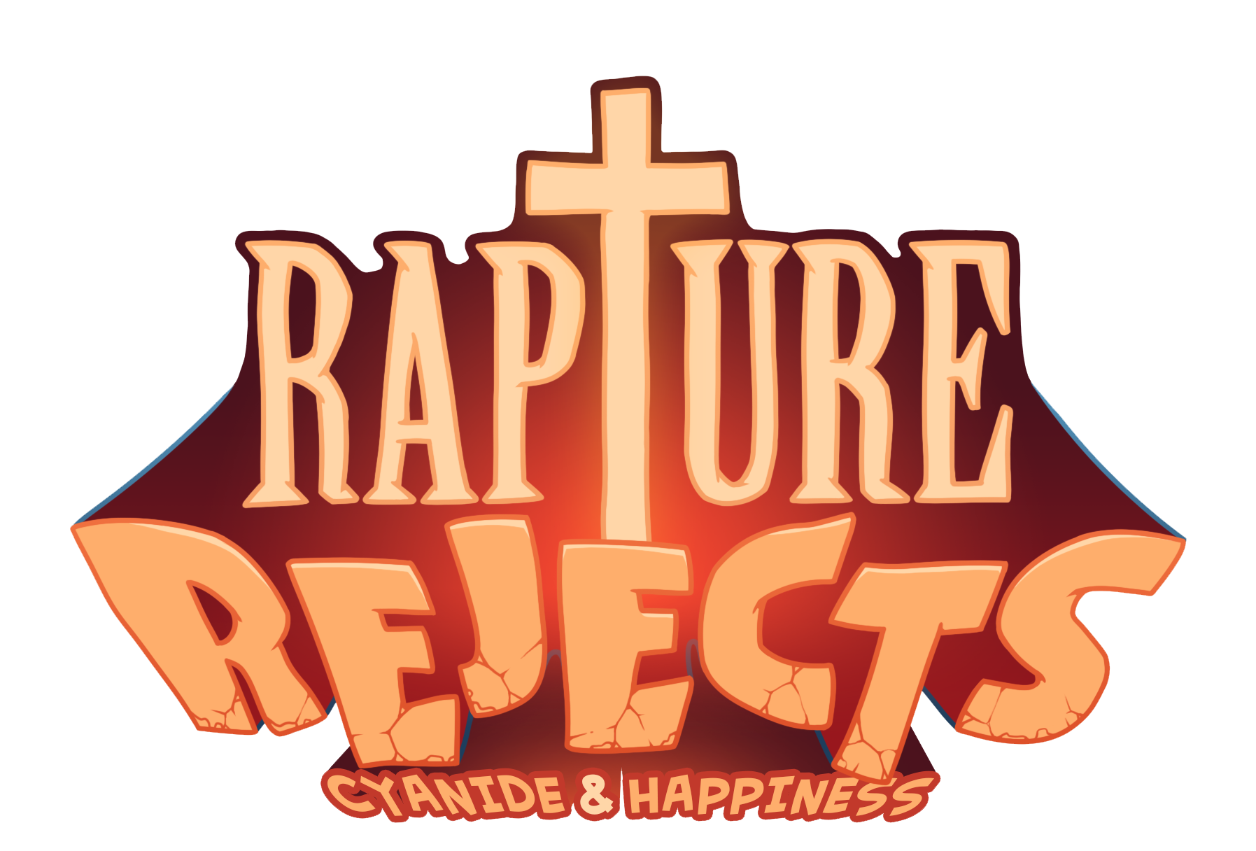 Cyanide and Happiness-based battle royale Rapture Rejects ...
