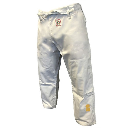 Essimo IJF-Approved Judo Pants White
