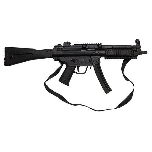 Long Stock Submachine Gun