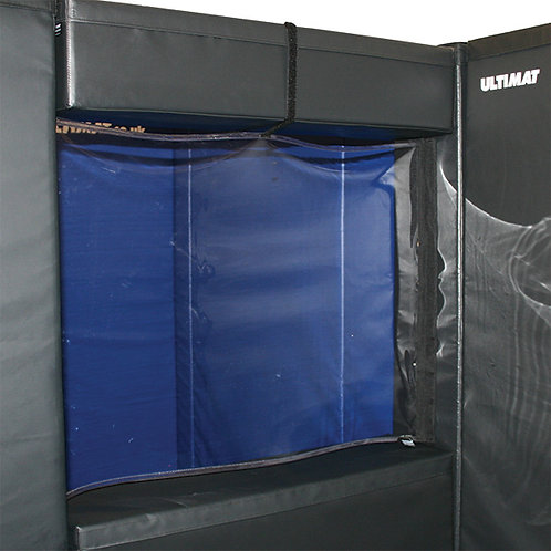 Black Wall System Components | Police Training Equipment