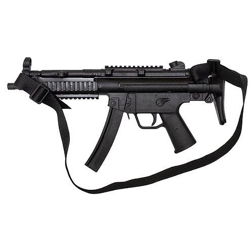 Short Stock Submachine Gun