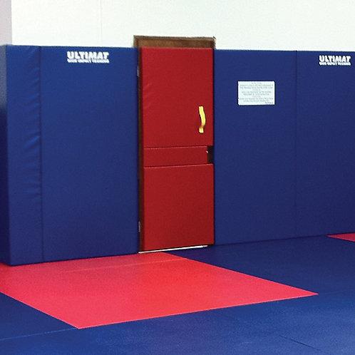 Training Room Door Padding
