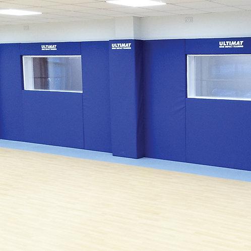Training Room Wall Padding