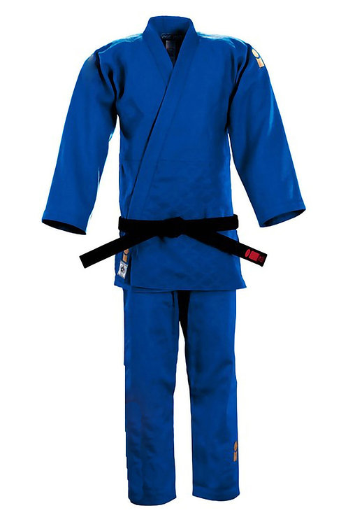 Gold IJF Approved Blue Junior Suit
